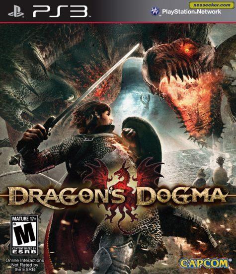Dragon's Dogma - PS3 - NTSC-U (North America)