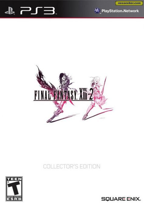 Cheats For Final Fantasy 13-2 Ps3
