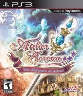 Box shot of Atelier Rorona: Alchemist of Arland [North America]