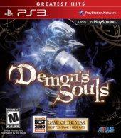 Demon's Souls (North America Boxshot)