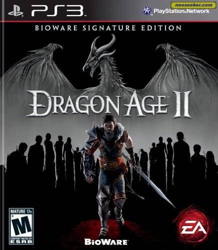 Dragon Age II - PS3 - NTSC-U (North America)