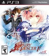 Box shot of Fairy Fencer F [North America]