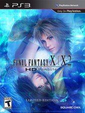 Box shot of Final Fantasy X / X-2 HD Remaster [North America]