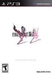 Final Fantasy XIII-2 (North America Boxshot)
