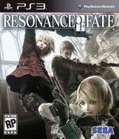Box shot of Resonance of Fate [North America]