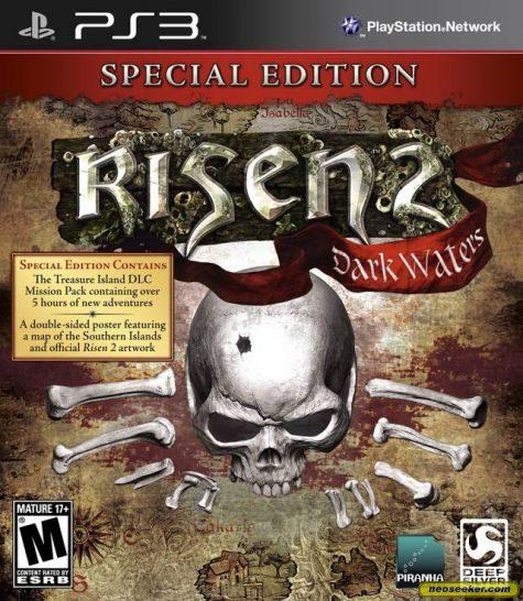 Risen 2: Dark Waters - PS3 - NTSC-U (North America)