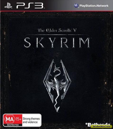 The Elder Scrolls V: Skyrim - PS3 - PAL (Australia)