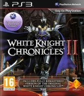 White Knight Chronicles II (Europe Boxshot)