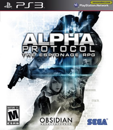 Alpha Protocol - PS3 - NTSC-U (North America)