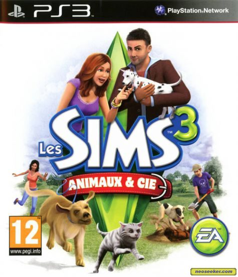 The Sims 3: Pets - PS3 - PAL (Europe)