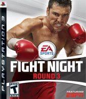Box shot of Fight Night Round 3 [North America]