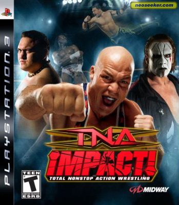 TNA iMPACT! - PS3 - NTSC-U (North America)