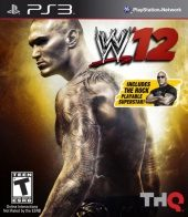 Box shot of WWE '12 [North America]