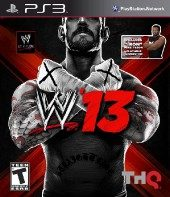 Box shot of WWE '13 [North America]