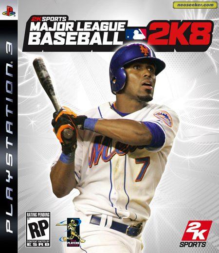 Major League Baseball 2K8 - PS3 - NTSC-U (North America)