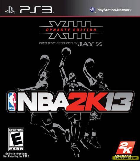 NBA 2K13 - PS3 - NTSC-U (North America)