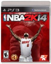 Box shot of NBA 2K14 [North America]