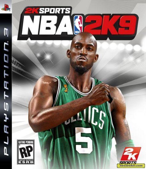 NBA 2K9 - PS3 - NTSC-U (North America)