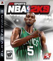 Box shot of NBA 2K9 [North America]