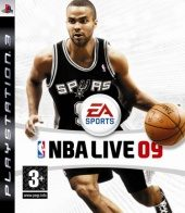 Box shot of NBA Live 09 All-Play [Europe]
