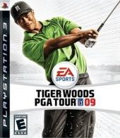 Box shot of Tiger Woods PGA Tour 09 [North America