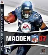 Box shot of Madden NFL 07 [North America]