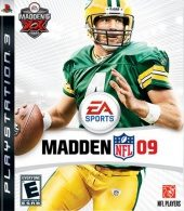 Box shot of Madden NFL 09 [North America]
