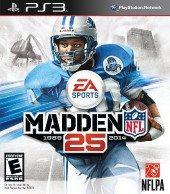 Box shot of Madden NFL 25 [North America]