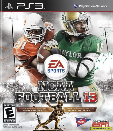 NCAA Football 13 - PS3 - NTSC-U (North America)
