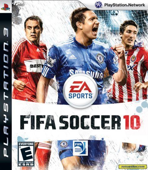 FIFA Soccer 10 - PS3 - NTSC-U (North America)