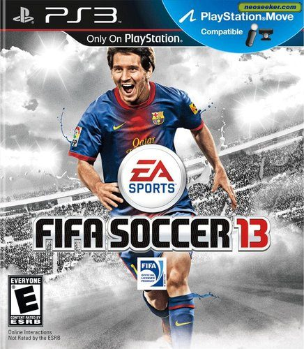 FIFA Soccer 13 - PS3 - NTSC-U (North America)