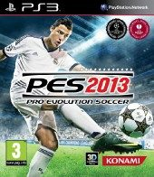 Box shot of Pro Evolution Soccer 2013 [Europe]