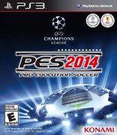 Box shot of Pro Evolution Soccer 2014 [North America]