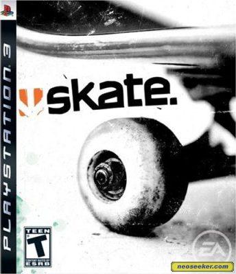 Skate - PS3 - NTSC-U (North America)