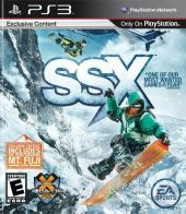 Box shot of SSX [North America]