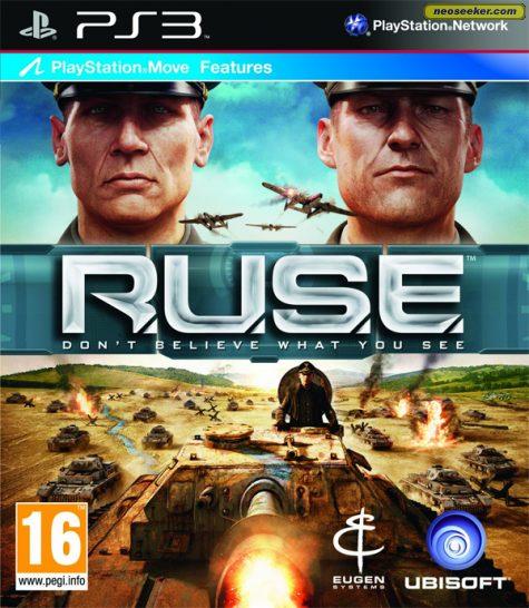 R.U.S.E. - PS3 - PAL (Europe)