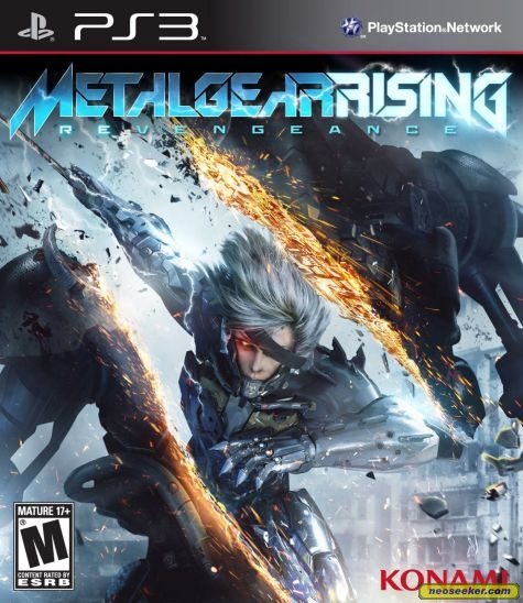 Metal Gear Rising: Revengeance - PS3 - NTSC-U (North America)