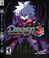 Box shot of Disgaea 3: Absence of Justice [North America]