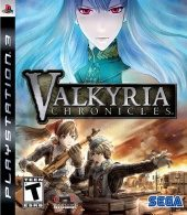 Box shot of Valkyria Chronicles [North America]