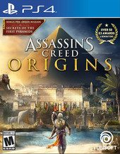 Box shot of Assassin's Creed Origins [North America]