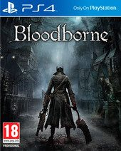 Box shot of Bloodborne [Europe]