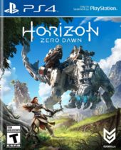 Box shot of Horizon: Zero Dawn [North America]