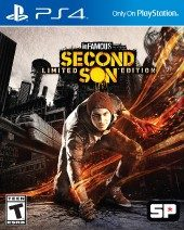 inFamous: Second Son (North America Boxshot)