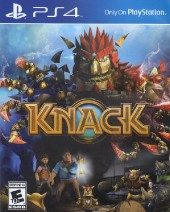Box shot of Knack [North America]