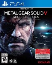 Box shot of Metal Gear Solid V: Ground Zeroes [North America]