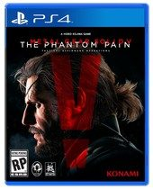 Box shot of Metal Gear Solid V: The Phantom Pain [North America]