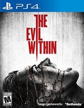 Box shot of The Evil Within [North America]