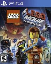 Box shot of The LEGO Movie Videogame [North America]