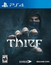 Box shot of Thief [North America]