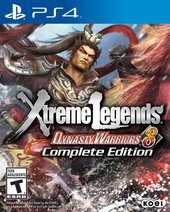 Box shot of Dynasty Warriors 8: Xtreme Legends Complete Edition [North America]